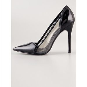 Theyskens' Theory Aven Pointy Toe Pumps, 39.5